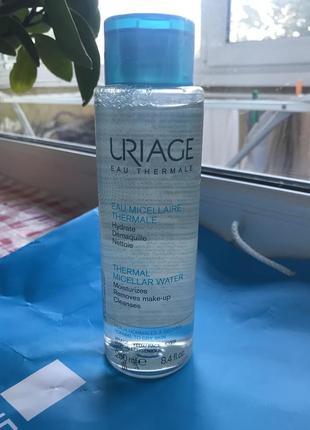 Uriage мицелярная вода