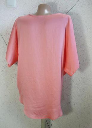 Роскошная блуза на запах 12-143