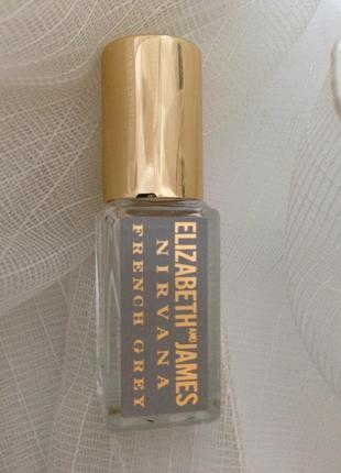 Nirvana elizabeth  james french grey миниатюра 3ml