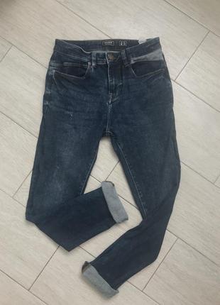 Новые скинни джинсы на высокой талии