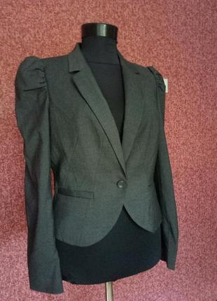 Укороченный пиджак от h&m2