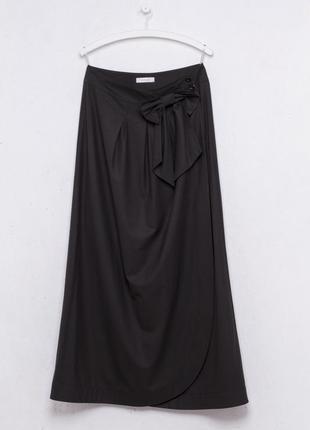 Роскошная юбка в пол