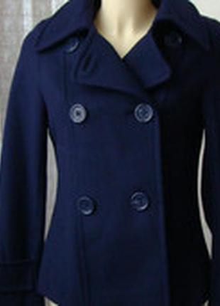 Полупальто черное короткое atmosphere куртка