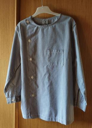 Необычная рубашка - новая