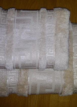 Полотенце бамбук meander cestepe & zeron 50х90 см
