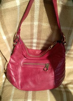 Кожаная сумка,натуральная кожа