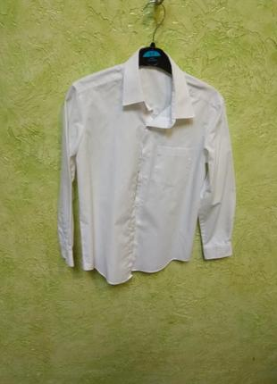 George рубашка белая