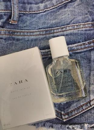Парфюмерная вода, духи zara white jasmine 30 ml