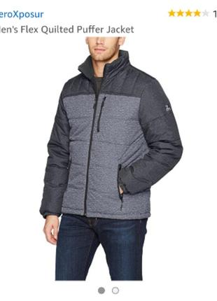 Зимняя куртка zeroxposur размерxxl
