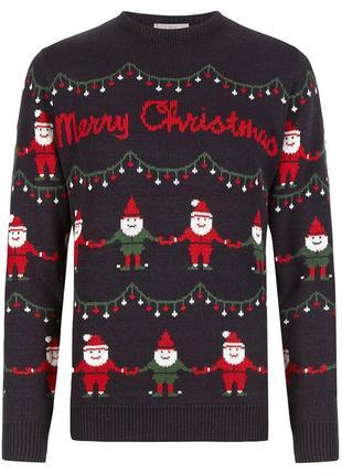 Рождественский свитер marks&spencer