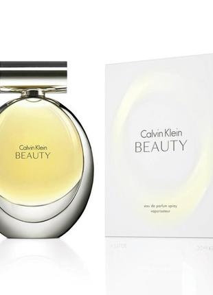Calvin klein beauty парфюмированная вода