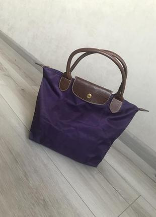 Брендовая сумка франция longchamp