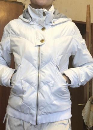 Курточка пуховая adidas