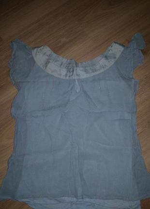 Блузка майка футболка