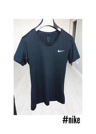 Спортивная футболка найк / спортивна футболка для фітнесу