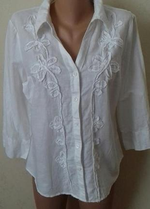 Льняная рубашка debenhams