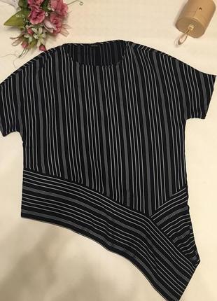 Блуза оверсайз от18-22 см. замер