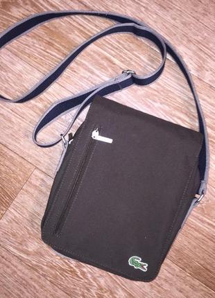 Мессенджер lacoste сумка рюкзак