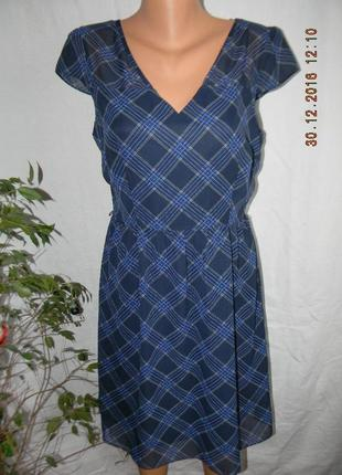Платье с принтом f&f