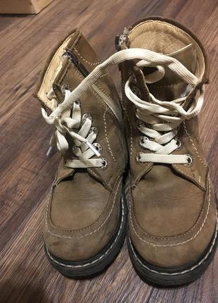 Зимние ботинки ortopedic