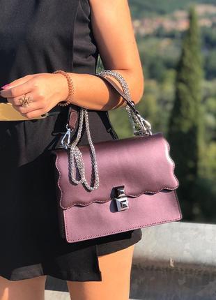 Красивая сумочка, шикарный цвет италия