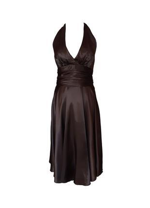 Вечернее платье в стиле мэрилин монро