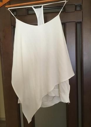 Ассиметричная блуза mossimo dutti