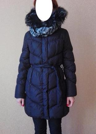 Фирменный пуховик snow owl 42р.(8)