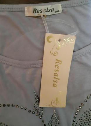 Туника блуза resalsa.   l/xl4