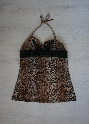 Продается стильная леопардовая майка sexso