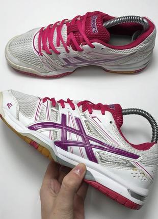 Спортивные кроссовки asics gel-rocket original волейбольные 37.5 теннисные