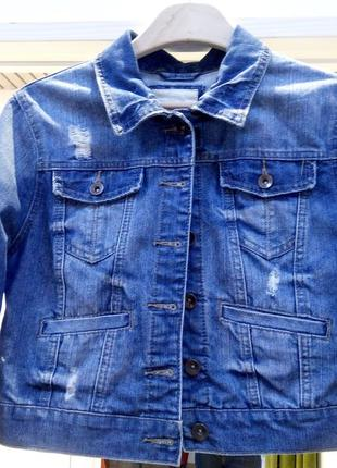 Джинсовка, джинсова куртка, курточка