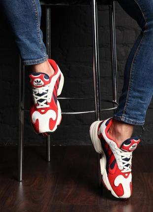 Adidas yung - новинка 2018! топ якість кроссовки 36-40 размеры топ якість