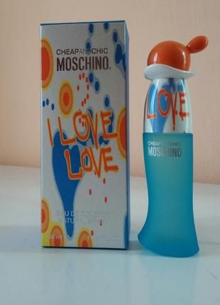 Moschino i love love 30 ml