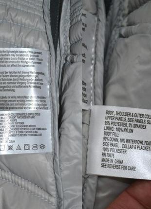 Куртка микро пуховик демисезонный michael kors оригинал.3 фото