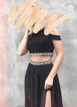 Вечернее/выпускное платье faviana