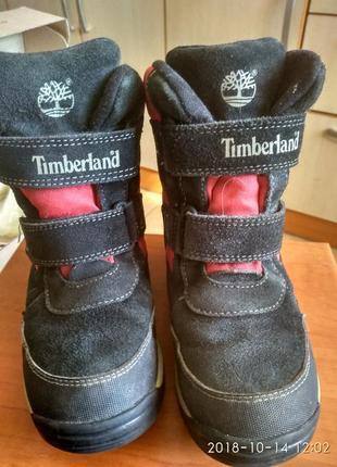 Ботинки timberland осень-зима