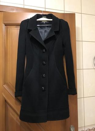 Кашемировое пальто пальто дублёнка