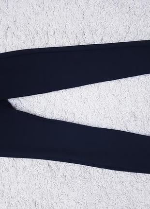 Базовые черные штаны скины pull&bear