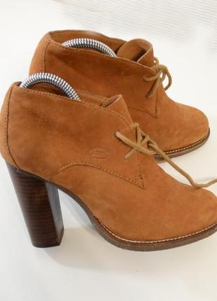Ботинки, туфли рыжики  dr scholl, орто!