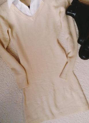 Платье теплое от  missgrace р-6-8 шерсть!