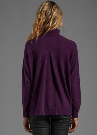 Шерстяной свитер by malene birger премиум бренд! шерсть - ангора! р.l (eur 40)2 фото