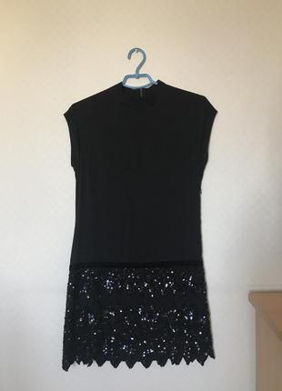 Коктейльное платье silvian heach, m