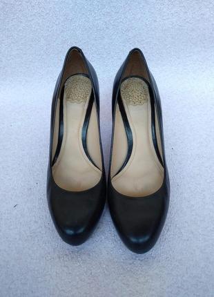 Туфли кожаные, clarcks, размер 38