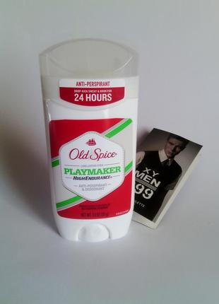 Оригинал дезодорант-антиперспирант мужской old spice 85г защита 24часа