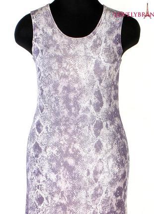 Женское длинное вечернее платье amnesia paris летнее выпускное нарядное в пол жіноча сукня