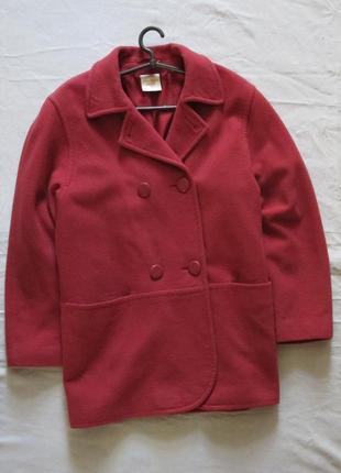 Крутое пальто oversize