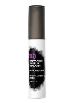 Средство для снятия макияжа urban decay meltdown makeup remover