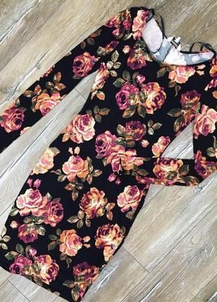 Очень красивое платье миди!!!