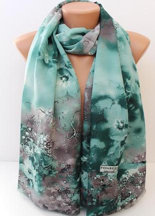 Красивый турецкий шарф палантин платок